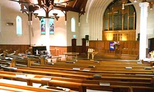Hire Main Hall Habitat Uniting Church Canterbury