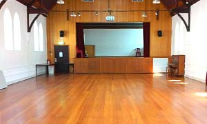 Church Hall Hire Kew