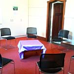 Room hire Canterbury church Sacred Space room